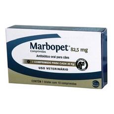 Marbopet Antibiotico Caes 82,5mg  Ceva