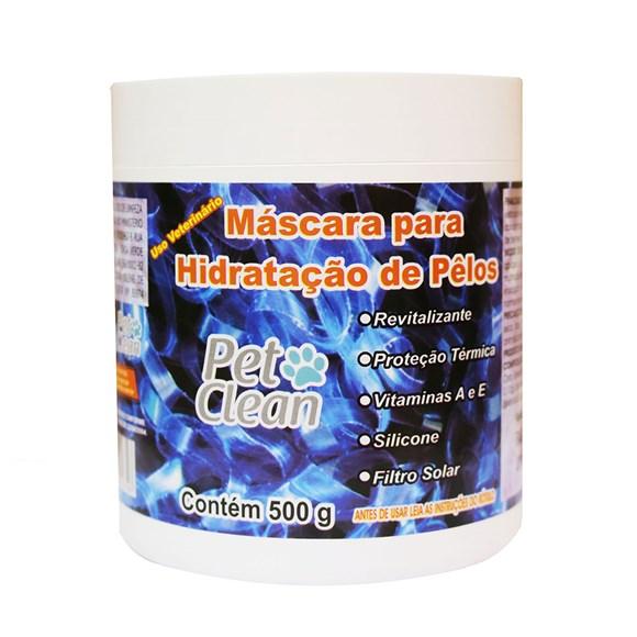 Máscara de Hidratação Pet Clean - 500mL