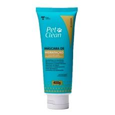 Máscara de Hidratação S.O.S Restaura Pelos Pet Clean - 400g