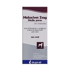 Meloxivet 2mg C/ 10 Comprimidos
