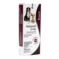 Meloxivet 6mg C/ 10 Comprimidos