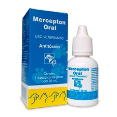 Mercepton Oral Bravet – 20mL