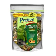 Mistura de Sementes para Papagaio c/ Frutas Prefere - 900g