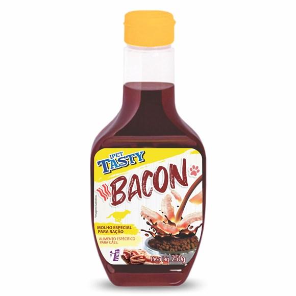 Molho Para Ração Ipet Tasty Dog Bacon - 250g