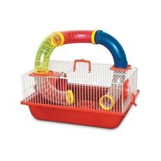 Moradia Hamster Mouse Fun Vermelha Bragança GR160
