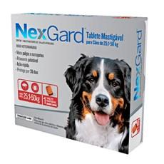 Nexgard Antipulgas E Carrapatos Caes 25,1 A 50kg