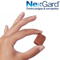 Nexgard  Antipulgas E Carrapatos Para Cães 25,1 A 50kg c/3 Comprimidos.