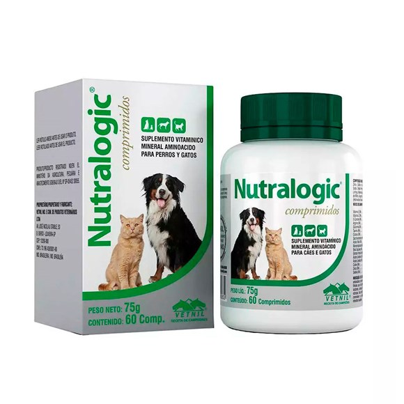 Nutralogic Vetnil C/60 Comprimidos