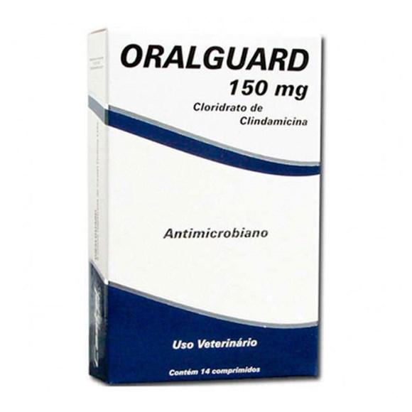 Oralguard 150mg C/ 14 comprimidos