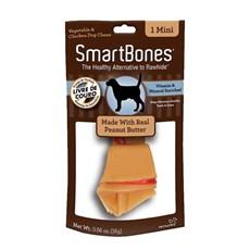 Ossinho Para Cães Smartbones Peanut Butter Mini