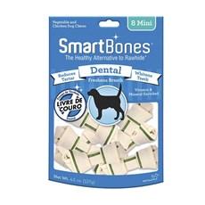Ossinhos Para Cães Smartbones Dental Mini- 8 Unidades