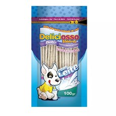 Osso Cães Deliciosso Baby Sabor Leite - 100g