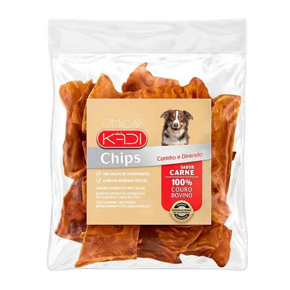 Osso Cães Kadi Chips Carne – 220g