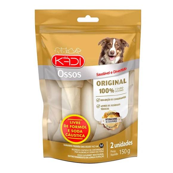 Osso Cães Kadi Original Médio C/2 Unidades