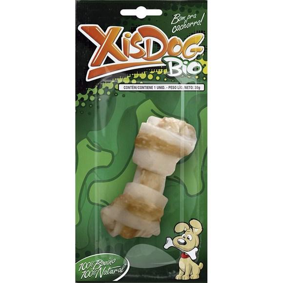 Osso Cães XisDog Bio C/ No Duplo - Tam. M
