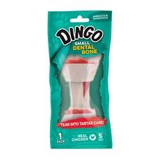 Osso Dingo Cães Premium Dental Bone Small 1 CT