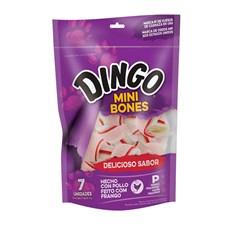 Ossos Dingo Cães Premium Original Bone Mini 7 Pk