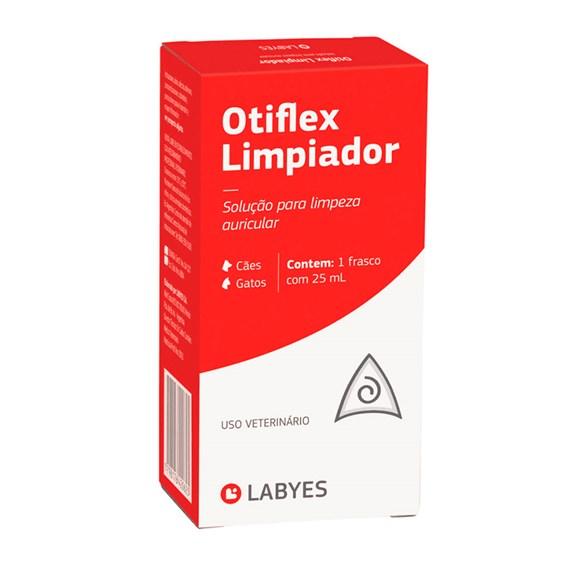 Otiflex Limpiador Cães e Gatos Labyes – 25mL