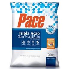 Pace Tripla Ação Tablete - 200g