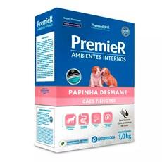 Papinha Desmame Premier Pet Ambientes Internos Cães Filhotes - 1kg