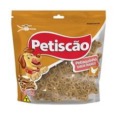 Petisco Cães Petiscão Frango - 1kg