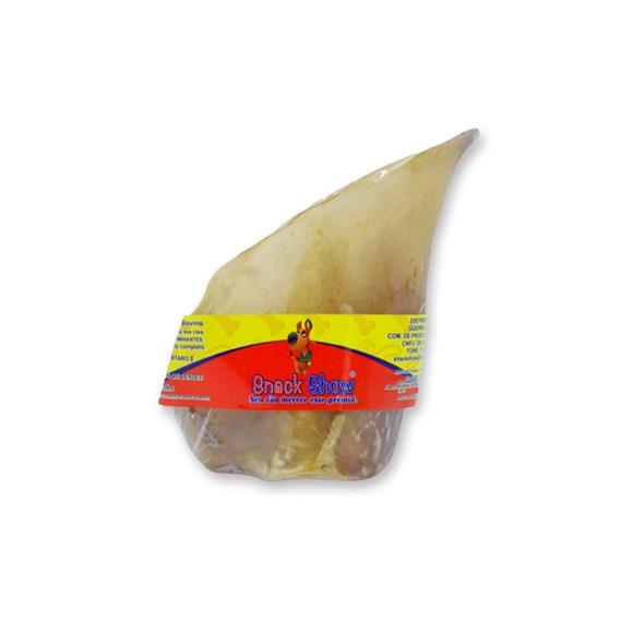 Petisco Cães Snack Show Orelha Suína Shrink C/01 Unidade