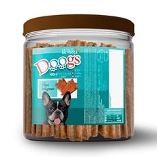 Petisco Cães Snacks Doogs Dental Filet Mignon Pote - 800g