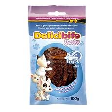 Petisco Delicibife Cães Baby Leite - 100g