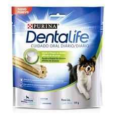 Petisco Dentalife Cães Raças Médias - 119g