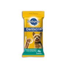 Petisco Dentastix Caes Racas Pequenas 45g 3 Unidades Pedigree - 2327