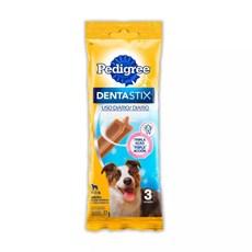 Petisco Dentastix Pedigree Cães Raças Médias - 77g