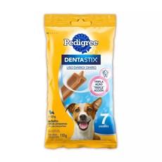 Petisco Dentastix Peedigree Cães Raças Pequenas - 110g