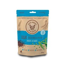Petisco Dog Menu Cães Adultos Light Chia e Ervilha - 250g