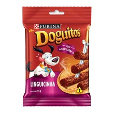 Petisco Doguitos Linguiçinha - 45g