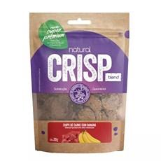 Petisco Natural Crisp Chips Carne Com Banana – 20g