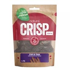 Petisco Natural Crisp Strips Fígado – 20g