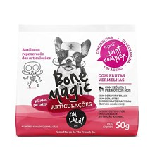 Petisco Oh LáLá Cães Bone Magic Articulações – 50g