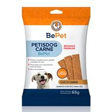 Petisco Para Caes Petisdog Bepet - 65g
