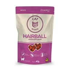 Petisco Snack Hairball Para Gatos Adultos Anti Bolas De Pelo
