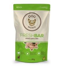 Petisco Snack Para Cachorros Dog Menu Fresh Bar 80g Luopet