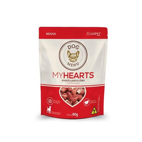 Petisco Snack Para Cachorros Marmorizado Dog Menu My Hearts