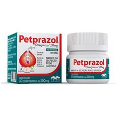 Petprazol Cães e Gatos Vetnil 20mg C/ 30 Comprimidos