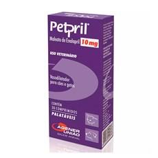 Petpril 10mg Agener União C/30 Comprimidos