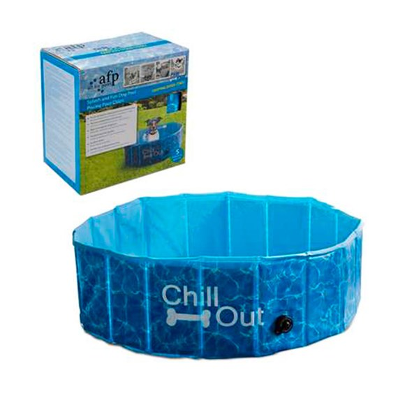 Piscina Para Cães Chill Out Splash And Fun All For Paws