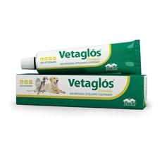 Pomada Cicatrizante Vetnil Vetaglos Para Animais 50g
