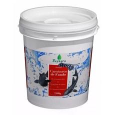 Poytara Ração Para Peixes Carnívoros De Fundo 2,5kg