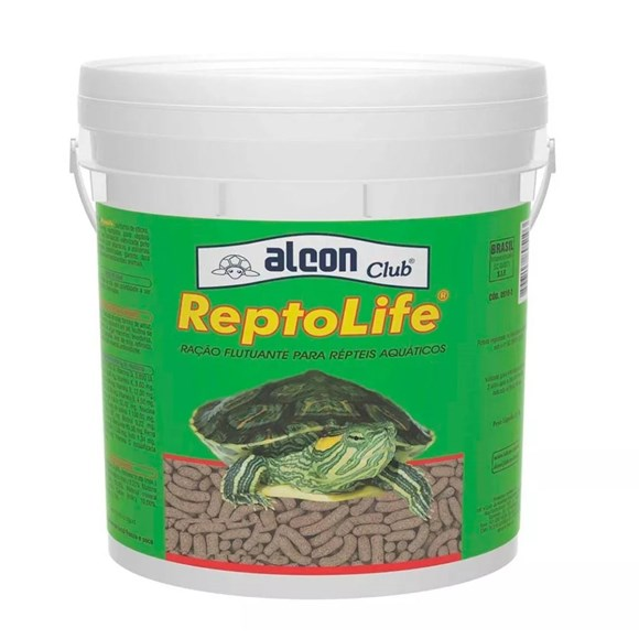 Racao Alcon Club Reptolife para Tartarugas Aquaticas 1kg