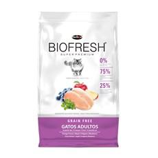 Ração Biofresh Gatos Adultos - 7,5kg