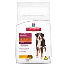Ração Cachorro Adulto Hills Science Diet Manutenção Saudável 7,5kg