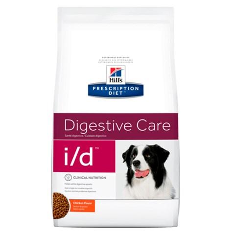Ração Canine Prescription Diet I/D p/ Cães 3,8kg - Hills